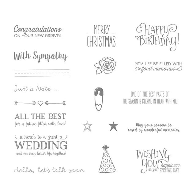 Stampin' Up! Better Together