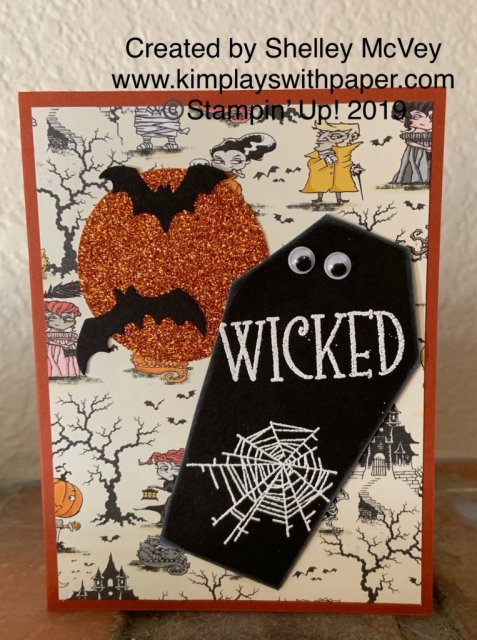 Stampin' Up! Wonderfully Wicked