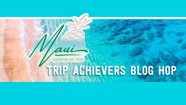 Maui Achievers Blog Hop