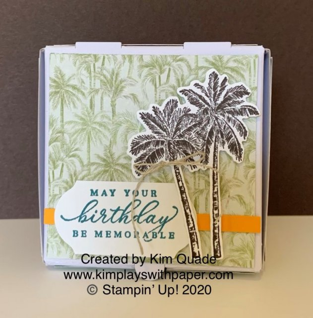 Stampin' Friends Birthday Bash