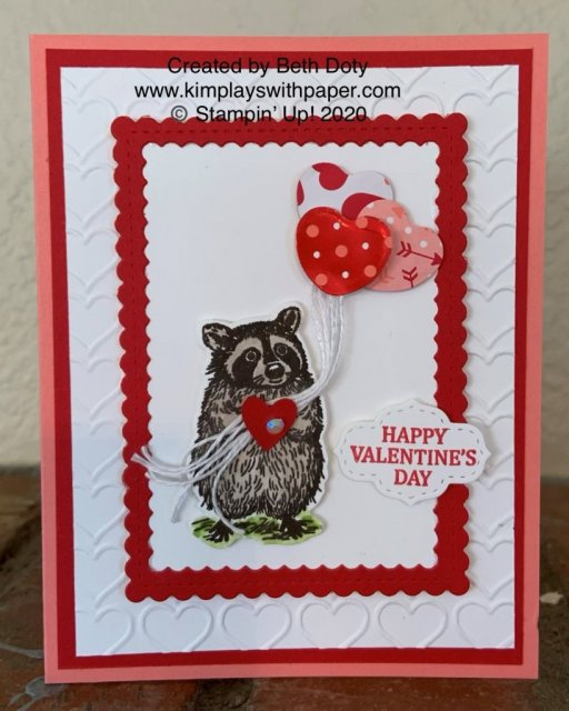 Stampin' Up! Special Someone