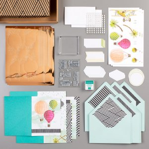 Stampin' Up! All-Inclusive Card Kits