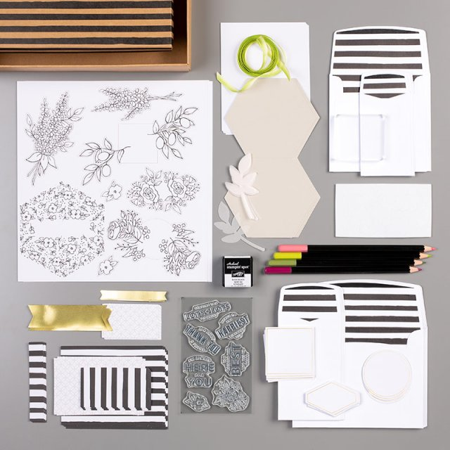 Stampin' Up! All-Inclusive Kits