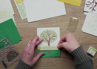 Paper Pumpkin Greeting Cards