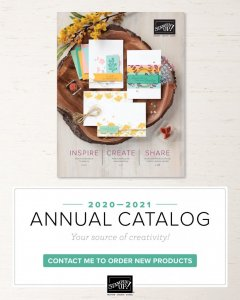Stampin' Up! 2020-2021 Annual Catalog