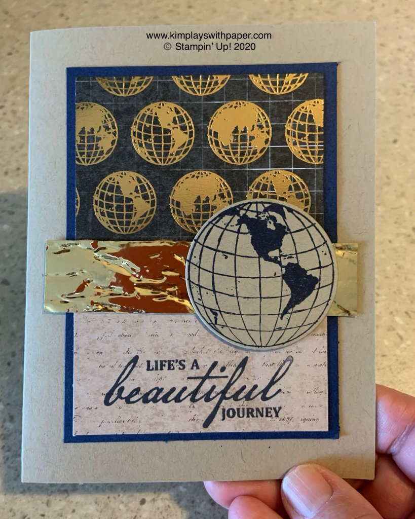 Beautiful World Card Swap