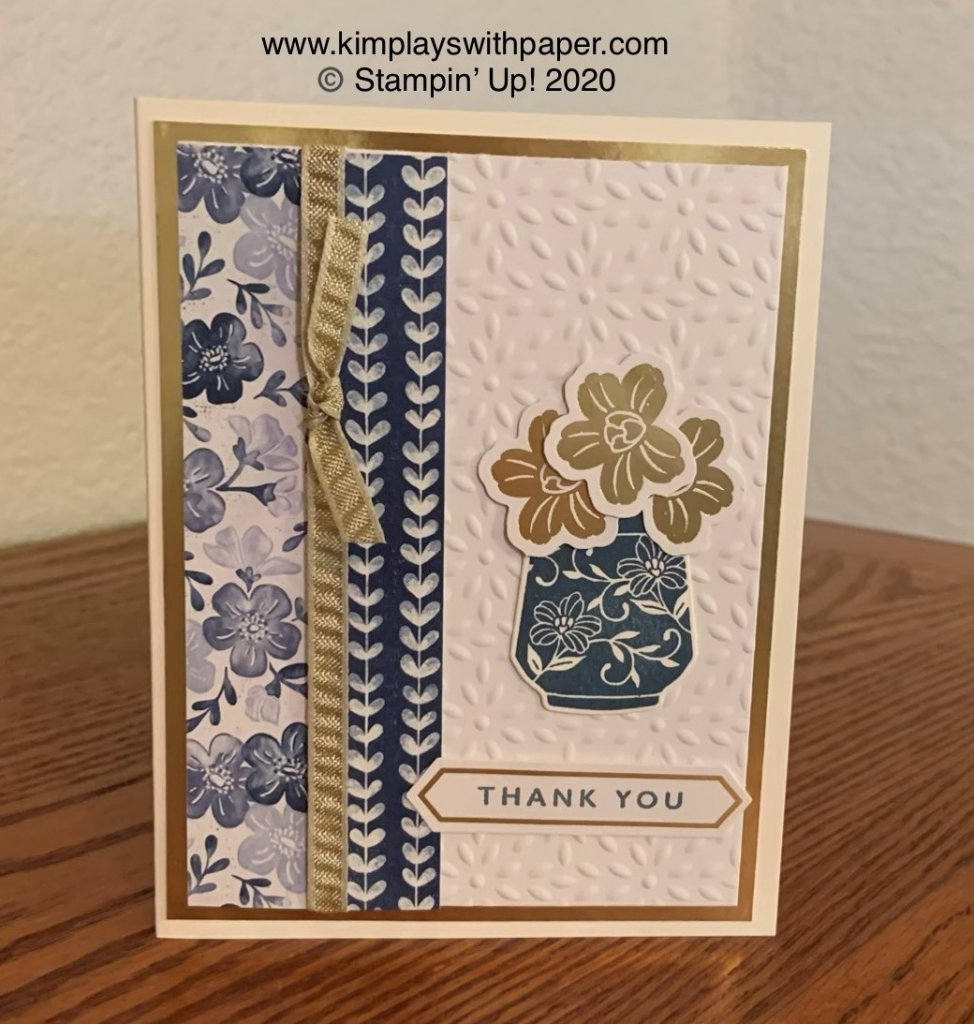 5 Boho Indigo Card Samples